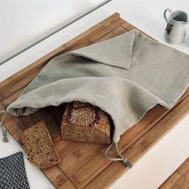 Brotbeutel natur