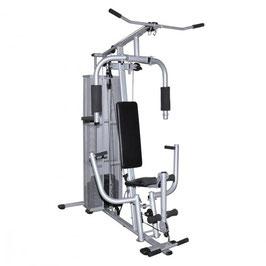 Power Gym Profi Kraftstation - 30 Möglichkeiten Multigym