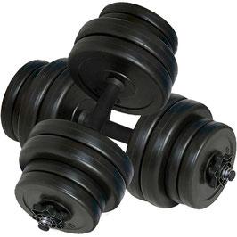 Hantel Set Krafttraining MASSIV 30KG