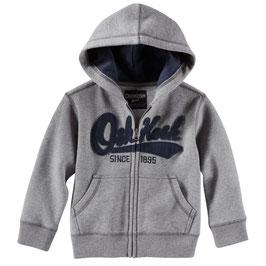 Heritage Hoodie von OshKosh (Grau oder Blau)