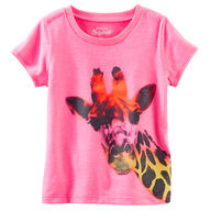 "OshKosh Originals Graphic Tee ""Giraffe"""