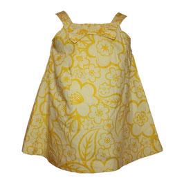OshKosh Kleid, floral gelb