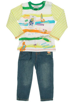 Set (Jeans & Shirt) von Wsp!Kids (What's Up)