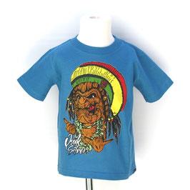 Quiksilver T-Shirt, Rasta Man