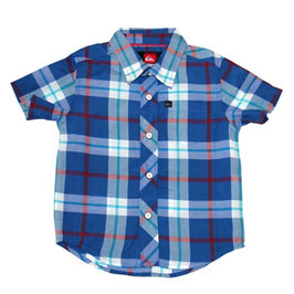 "Quiksilver ""four door"" Hemd little Boy"