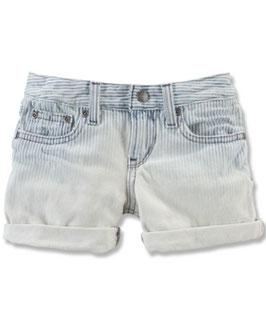 Ralph Lauren Girls striped denim Shorts