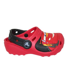Crocs, Cars 2, red/black