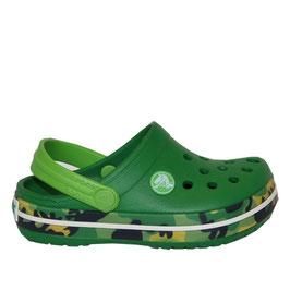 Crocband Dino (grün)