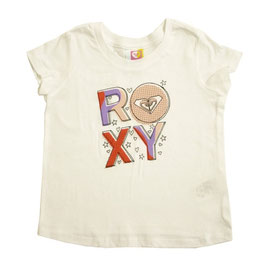 "Roxy ""cool with it"" T-Shirt (weiss)"