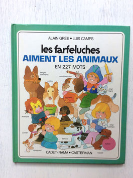 Collection Les Farfeluches - plusieurs titres - A. GREE / L. CAMP -  années 70 / 80