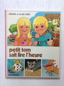 """Collection """"Petit Tom"""" - G. et A. GREE - années 70/80"""
