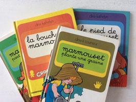 Collection Marmouset - plusieurs titres disponibles - années 70/80