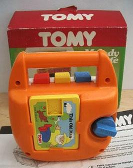 Lecteur mécanique Melody Cassette - TOMY - années 80