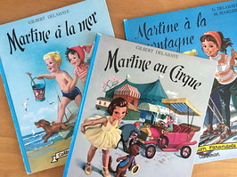 Collection MARTINE - Collection Farandole / Casterman - éd. années 60