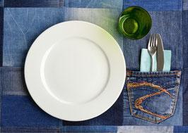 """Tischset """"Teller"""" aus Papier"""