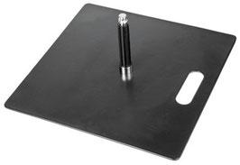 Stahlplatte 6 kg