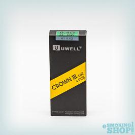 Verdampferkopf für Crown III von Uwell (Parallel Heads 0.4 Ohm)