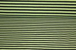 Jersey hell grüne und schwarze Streifen 100163/90