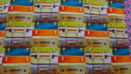 Baumwolle  Koffer   1,40 m breit