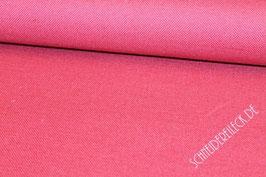 Polsterstoff uni pink 001245B