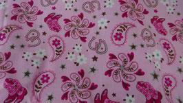 Mädchen rosa Glitzer