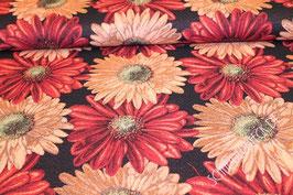 Polsterstoff Blumen 701231/32