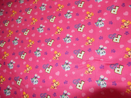 P wie Paw Patrol in pink