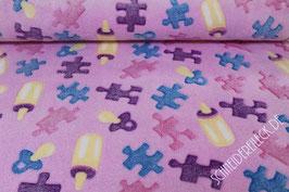 Fleece Baby rosa 401741