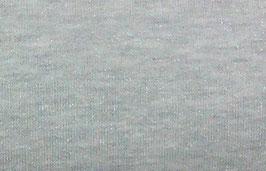 Sweat hellgrau mit Glitzer 000781/96