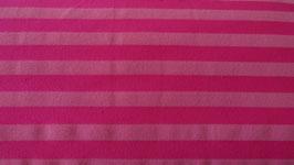 Sweat rosa mit pinken Streifen