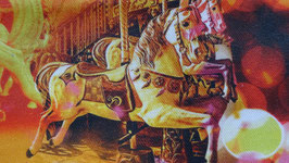 Digitaldruck  Zirkus   1,40 m breit