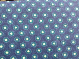 Baumwolle Sterne blau / weiß 300355/11