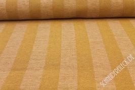 Polsterstoff beige/gelb gestreift 101214/26
