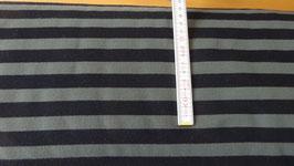 Sweat grau mit schwarzen Streifen