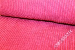 Polsterstoff rot Streifen 101232