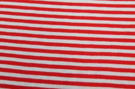 Jersey rote und weiße Streifen 100132/10