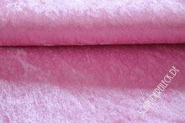 Pannesamt -rosa-