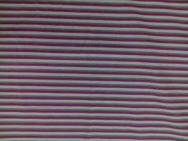 Jersey grau / pink / weiß gestreift 100180/46/10