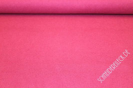 Polsterstoff uni pink 001246B