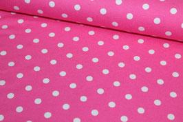Jersey rosa mit weißen Punkten 200143/10