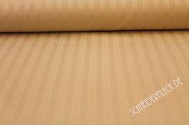 Polsterstoff beige gestreift 101214