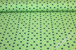 Jersey verschiedene grüne Punkte 200164/67