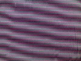 Jersey pink / weiß  gestreift 100146/10