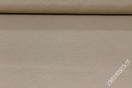 Dekostoff uni 2,80 m breit beige /grau