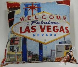 Las Vegas digitaldruck Kissen