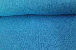 Bündchenstoff ~blau2~