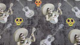 Jersey musikalische Skelette
