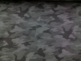Jersey Camouflage grau