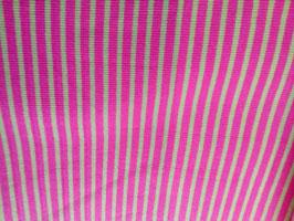 Bündchen pink / hellgrün