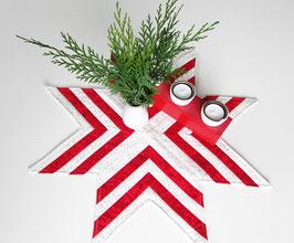 weihnachtliches Tischdeckchen